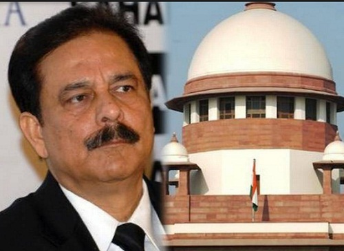 the supreme court subrata roy kapil sibal anil r dave