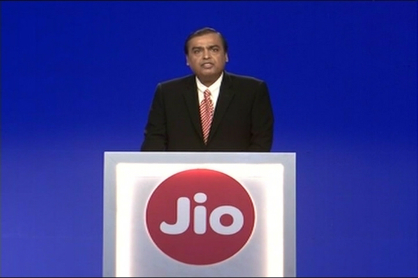 reliance jio world record