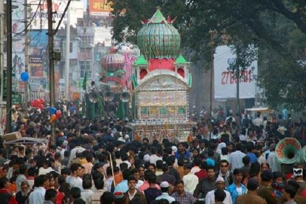 penitential procession on muharram unique initiative