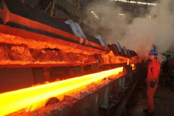 india is poised to become the country s largest steel production