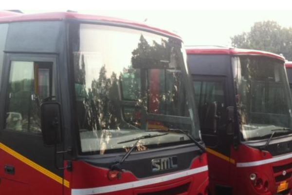now reaches the destination on time ctu buses