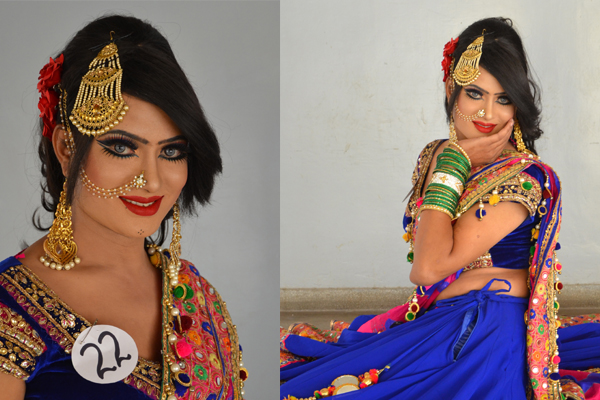 pu in the first transgender fashion show