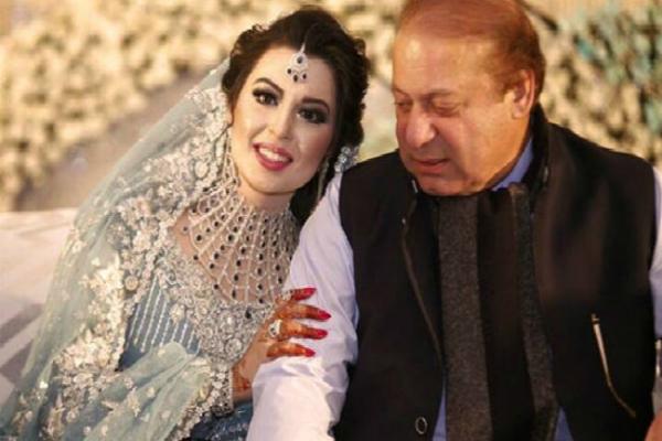 pakistani pm nawaz sharif daughter asma sharif
