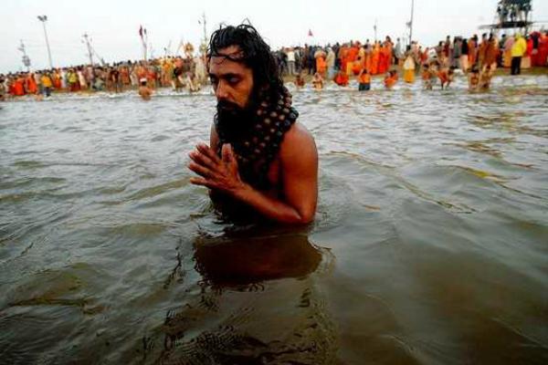 holy rivers  bath
