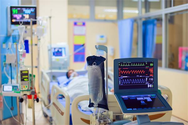 icu of the hospital are not safe  the fast spreading disease