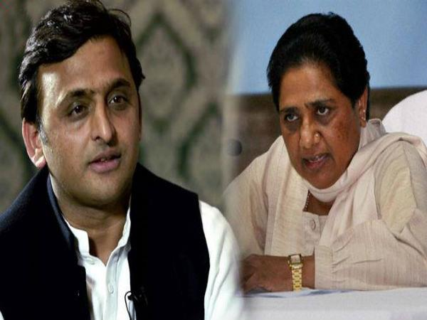 akhilesh government corruption  the government will take strong action  mayawati