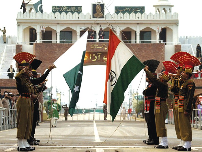 rescheduled retreat ceremony at the india pakistan border