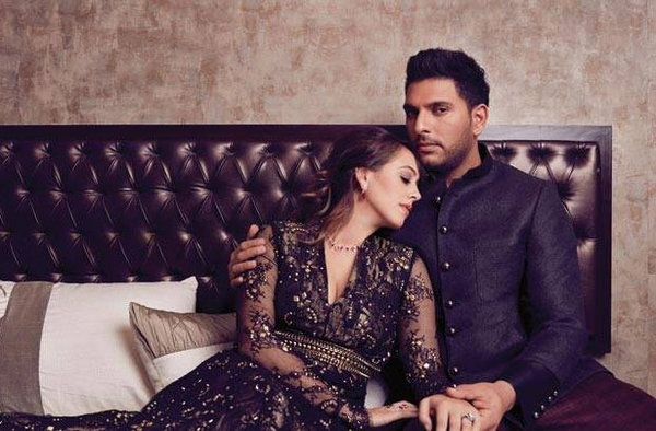 yuvraj singh and hazel keech all set to tie the knot in december 2016