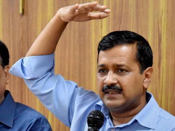 kejriwal slams pm modi over demonetisation issue