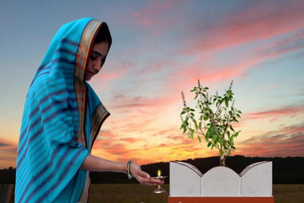 Image result for tulasi diya