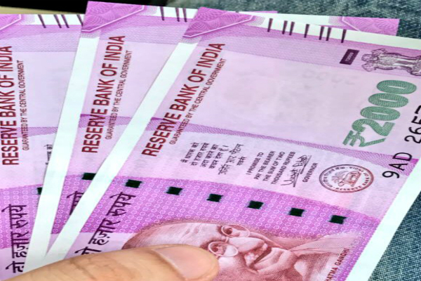 10 lakh crore of the value of scrapped notes to be replaced so far
