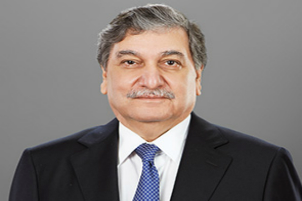 ishaat hussein was appointed chairman of the tata group  tcs