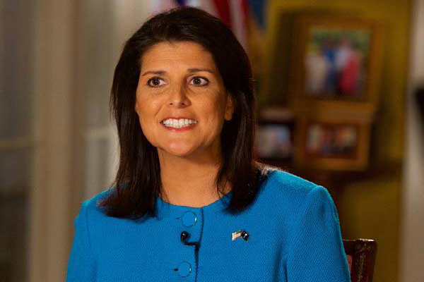 indian american gov nikki haley to meet trump could be next secretary of state