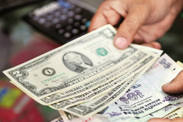 rupee opens at 66 80 per dollar slips 18 paise