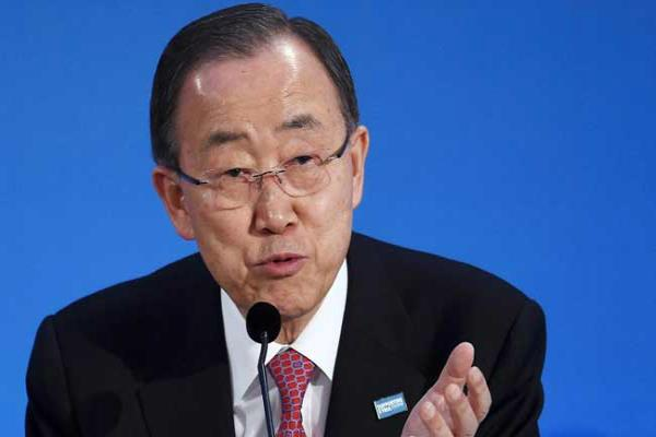 deeply concerned about situation at kashmir loc un chief ban ki moon