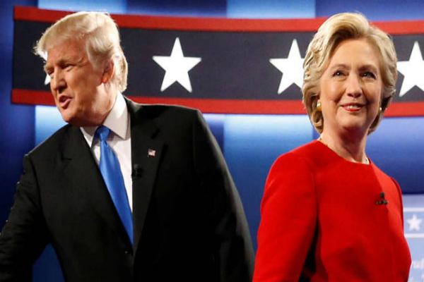 trump and hillary stand on pakistan and china