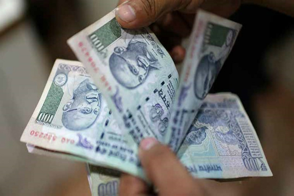 rupee dollar stock market foreign currency