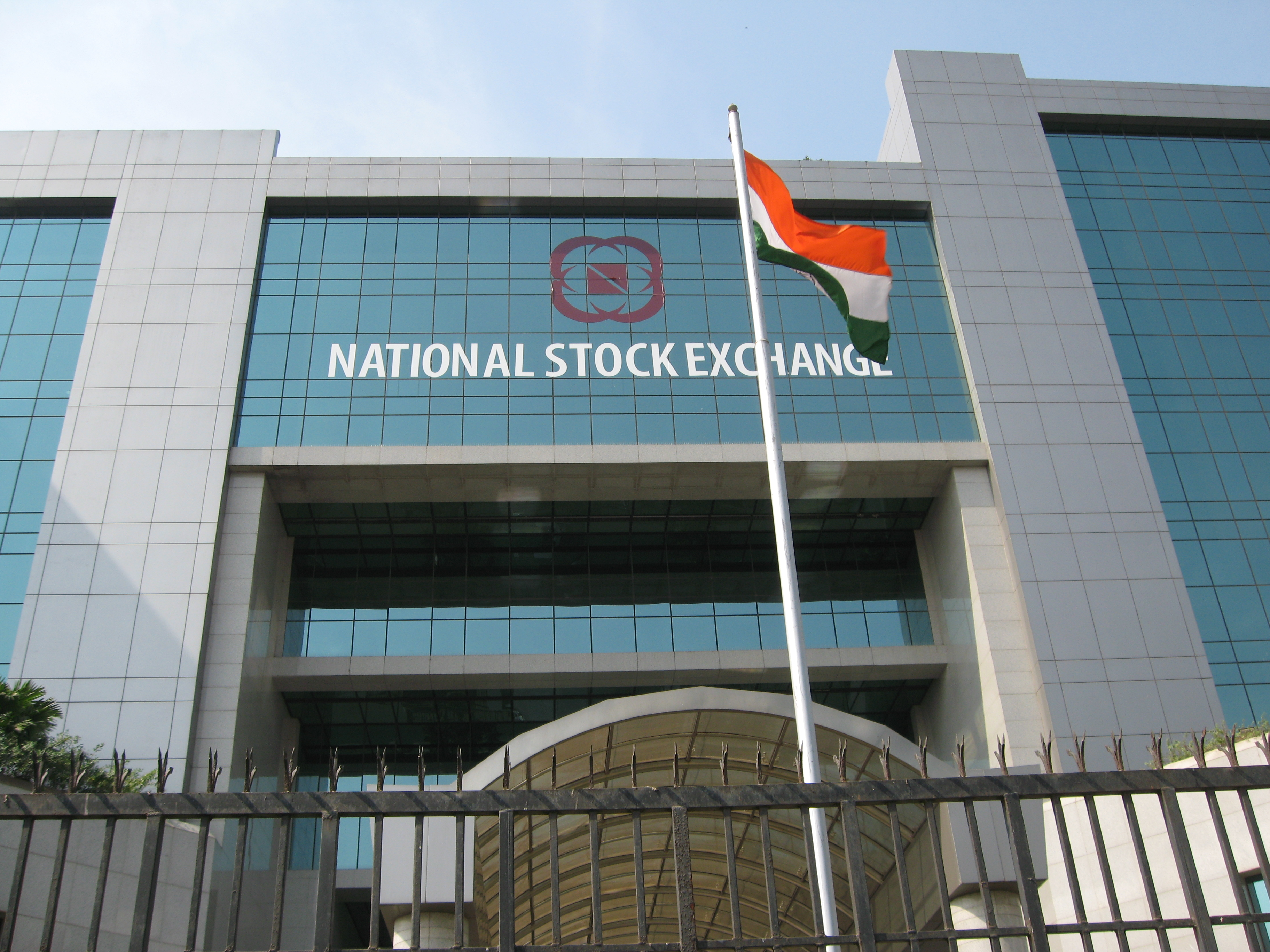 sensex and nifty raised by 0 5