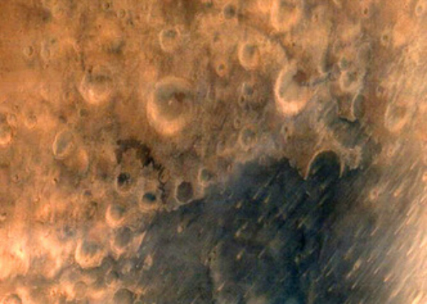 mangalyaan s click of red planet finds place on national geographic magazine cover