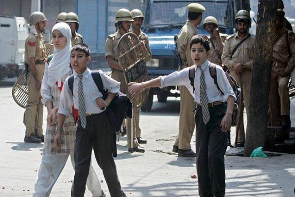 174 schools in the border areas of jammu kashmir to reopen from tomorrow