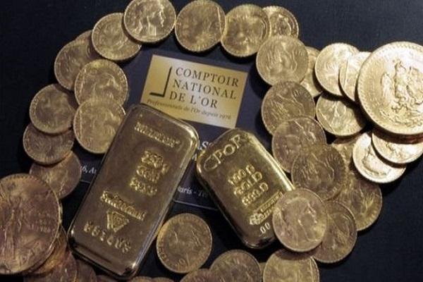 100 kg gold found in  inherited house
