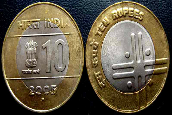 rbi  10 rs coins
