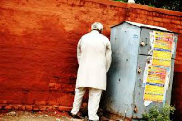 toilets for public