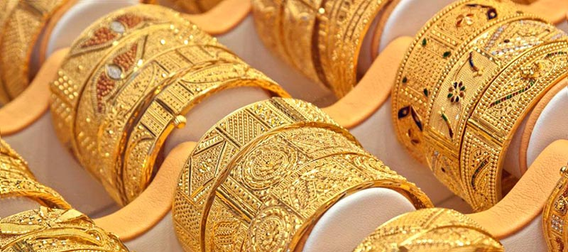 gold import profit high in 9 days