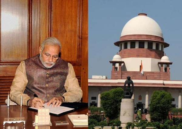 modi government clears 10 names for judges appointments