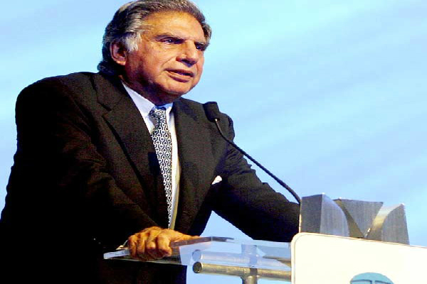 the new management structure will soon in command ratan tata