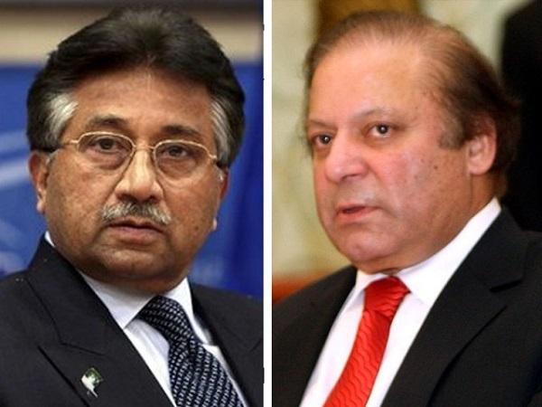 nawaz sharif should reach out to trump  musharraf
