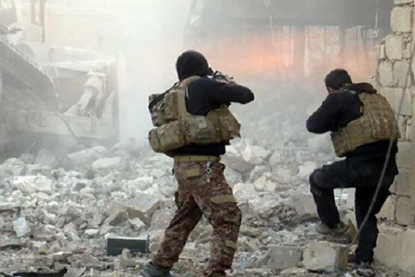 40  isis militants killed in iraq