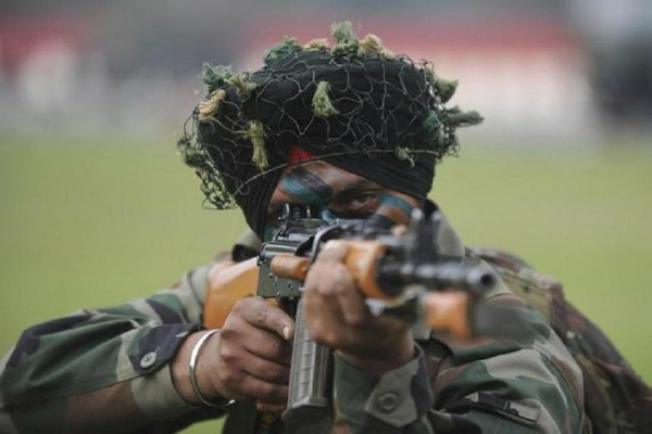 india 10 commando forces