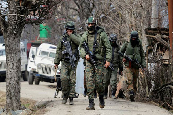 more security forces moved to south kashmir