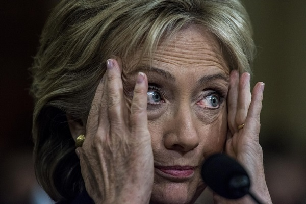 defeat in presidential election is very painful hilary