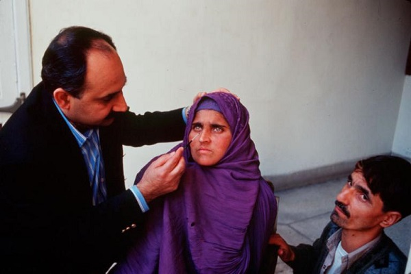 in india afgan girl will get free treatment