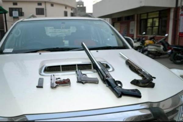 haryana  sadhvi deva thakur  gun  karnal  police