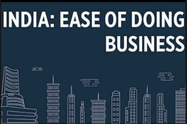 mca has preapred a list of roc on ease of doing business