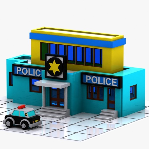 now police department is in hurry
