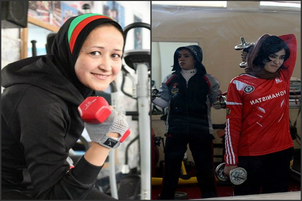 first  womens fitness club opens in kabul