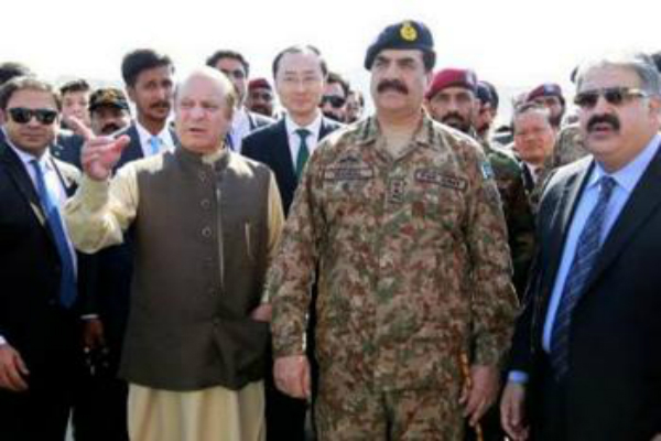 pakistan pm to witness military drills at india border