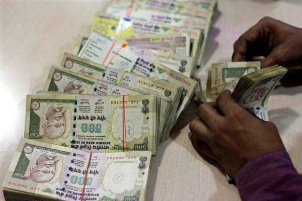 rupee  stock market