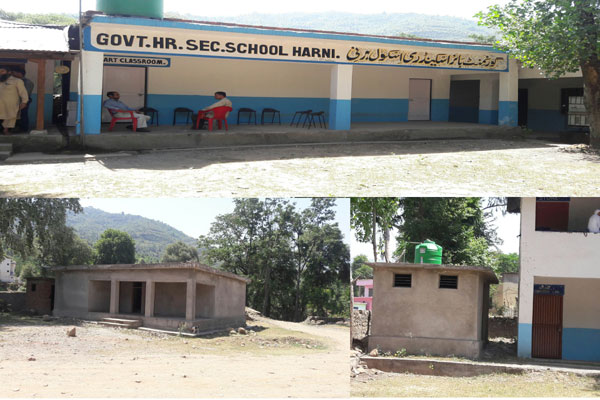 school shall remain close in mendhar due to pak firing