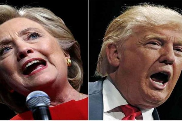 hillary won or trump  set to be record