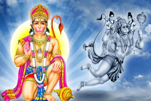 tuesday  lord hanuman
