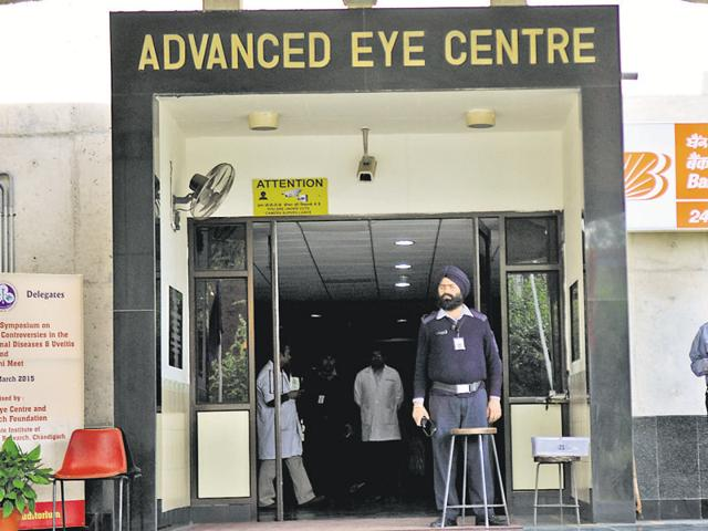advance eye center