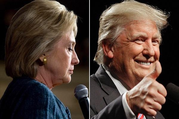 trump won us presidential election