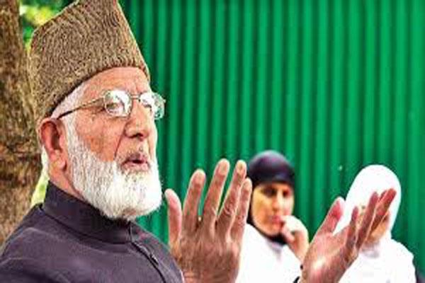 hartaal calender by separatists in kashmir