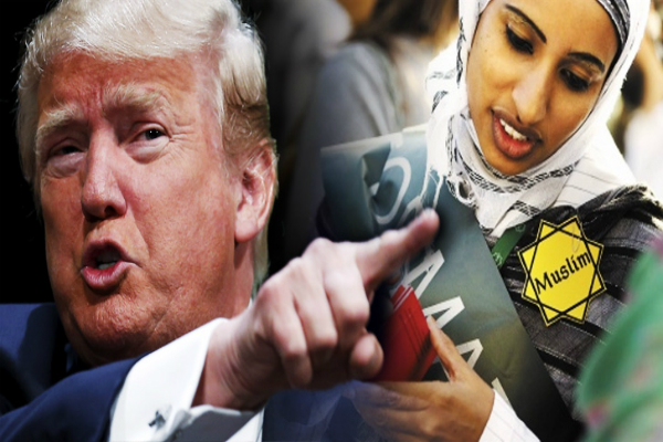 us lawmakers denounce donald trump s suggestion of registry for muslims