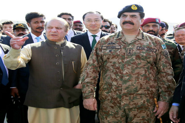 pakistan army chief retirement and pak media